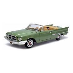 Imagem de 1960 Chrysler 300f Verde - Escala 1:18 - Yat Ming
