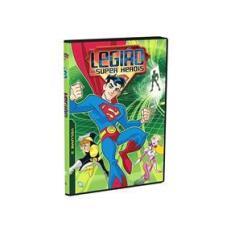 Imagem de DVD Legião Dos Super-Heróis VOL 3 - WARNER