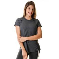 Imagem de Camiseta Feminina Fitness  Dark Lean