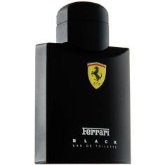 Imagem de Scuderia Ferrari Black Ferrari Perfume Masculino 125ml