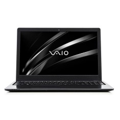 "Notebook Vaio Fit 15S Intel Core i5 7200U 7ª Geração 8GB de RAM SSD 256 GB 15,6"" Windows 10 VJF155F11X-B0911B"