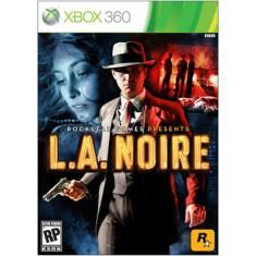 Jogo L.A Noire Xbox 360 Rockstar