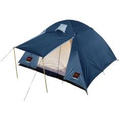 Barraca de Camping 4 pessoas Trilhas & Rumos Cobra