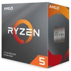 Processador Amd Ryzen 5 3600 35mb 3.6 - 4.2ghz Am4