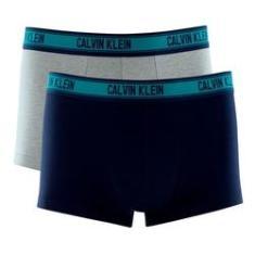 Imagem de Kit com 2 Cuecas boxer trunk cotton Calvin Klein C11.09