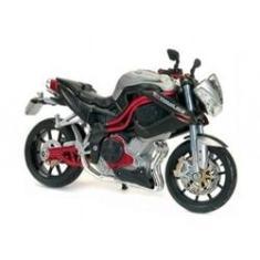 Imagem de Miniatura Moto Benelli Tornado Naked Titanium - 1:12 - Maisto