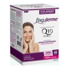 Colágeno Hidrolisado Verisol Fixa Derme Gomas Mastigáveis