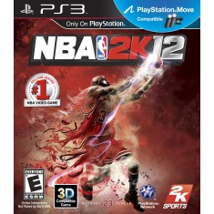 Jogo NBA 2K12 PlayStation 3 2K