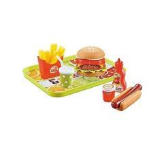 Imagem de Hamburger Kit Lanchonete Mini Chef - Xalingo 11465