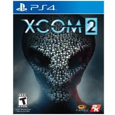 Jogo XCOM 2 PS4 2K
