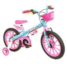Bicicleta Nathor Aro 16 Freio V-Brake Candy