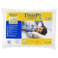 Imagem de Travesseiro Ortopédico Infantil em Viscoelástico (material NASA) TheraPy Copespuma