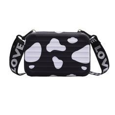 Imagem de Bolsas Rossbody para mulheres Moda Handbag Feminino Mini Suitcase Make Up Bag