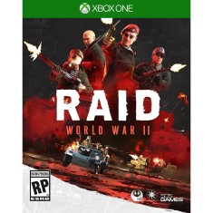 Jogo Raid World War II Xbox One 505 Games