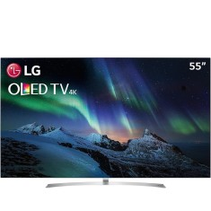 "Smart TV OLED 55"" LG 4K HDR OLED55B7P 4 HDMI"
