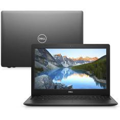 """Notebook Dell Inspiron 3000 I15-3583-D5 Intel Core i7 8565U 15,6"""" 8GB HD 2 TB 8ª Geração"""