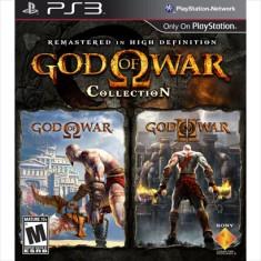 Jogo God Of War: Collection PlayStation 3 Sony