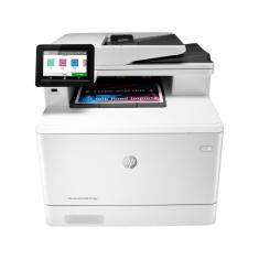 Imagem de Impressora Multifuncional HP Laserjet Pro M479FDW Laser Colorida Sem Fio