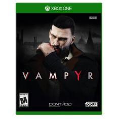 Jogo Vampyr Xbox One Focus