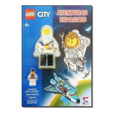 Imagem de Livro Infantil - lego City - Aventuras Espaciais - Happy Books