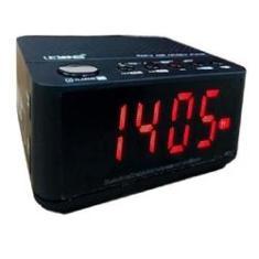 Imagem de Radio Relógio Fm Bluetooth Le-674 Despertador Digital