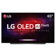 "Smart TV OLED 65"" LG ThinQ AI 4K HDR OLED65CXPSA"