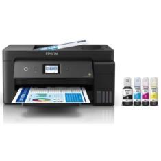 Imagem de Impressora Multifuncional Epson Ecotank L14150 / C11CH96302 Jato de Tinta Colorida Sem Fio