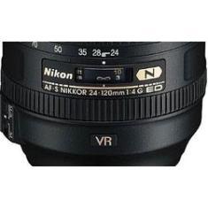 Imagem de Objetiva Nikon 24-120mm F/4g Ed Vr Fx