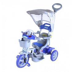 Imagem de Triciclo com Pedal Bel Fix Capota E.T