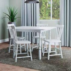 Imagem de Conjunto De Mesa Com 4 Cadeiras Andreia
