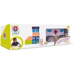 Imagem de Brinquedo Construindo Com Bloquinhos Emergencias Da Estrela