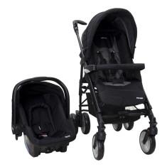 Carrinho de Bebê Travel System com Bebê Conforto Infanti Perugia