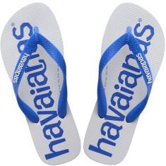 Imagem de Sandalia havaianas top logo mania 2