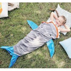 Imagem de Manta Infantil Saco De Dormir De  Microfibra Buettner