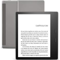 """E-Reader Kindle 32 GB 7 """" Oasis - Amazon"""