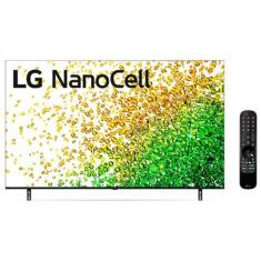 """Imagem de Smart TV Nano Cristal 55"""" LG 4K 55NANO85SPA 4 HDMI"""