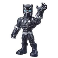 Imagem de Boneco Playskool Marvel Super Hero Adventures Pantera Negra - Hasbro