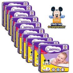 Imagem de Fralda Cremer Disney Tamanho M Jumbinho 18 Unidades Peso Indicado 4 - 9kg