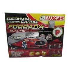 Capa Para Cobrir Carro Dualpro Com Forro Tamanho P Luxcar