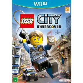 Jogo Lego City Undercover Wii U Nintendo