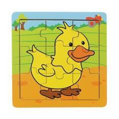 Imagem de Quebra-Cabeça | Pato (9 Peças)
