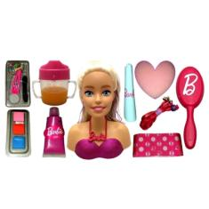 Imagem de Boneca Barbie Penteados Styling Head Pupee