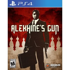 Jogo Alekhines Gun PS4 Maximum Games