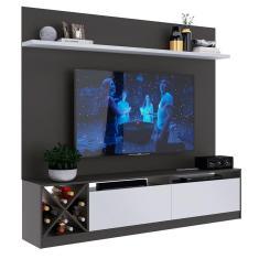 Imagem de Estante Para Tv De 60' 2023-Quiditá - Grafite /