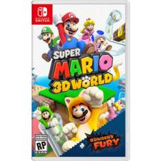 Jogo Super Mario 3D World Nintendo Nintendo Switch