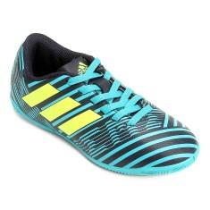 Foto Tênis Adidas Infantil (Menino) Nemeziz 17.4 IN Futsal c52c5efee153c