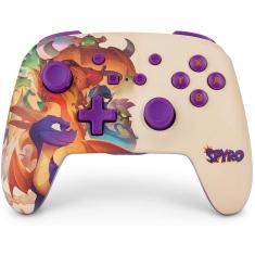 Imagem de Controle Nintendo Switch sem Fio Spyro - Power A