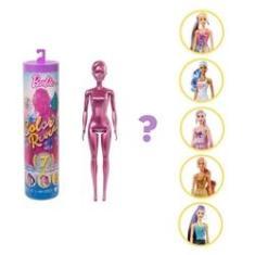 Imagem de Barbie Color Reveal Brilho Serie 5 Gwc55 - Mattel