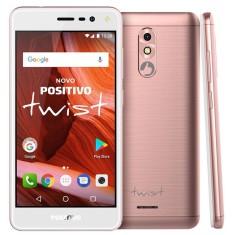 Imagem de Smartphone Positivo Twist S511 16GB Android 8.0 MP