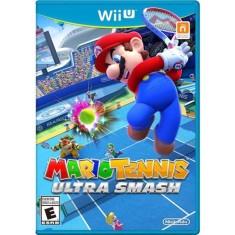 Jogo Mario Tennis: Ultra Smash Wii U Nintendo